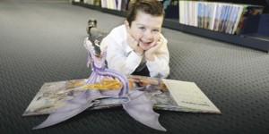 La Bibliothèque de Québec met en œuvre plusieurs initiatives pour développer le goût du livre très tôt. Photo Ville de Québec