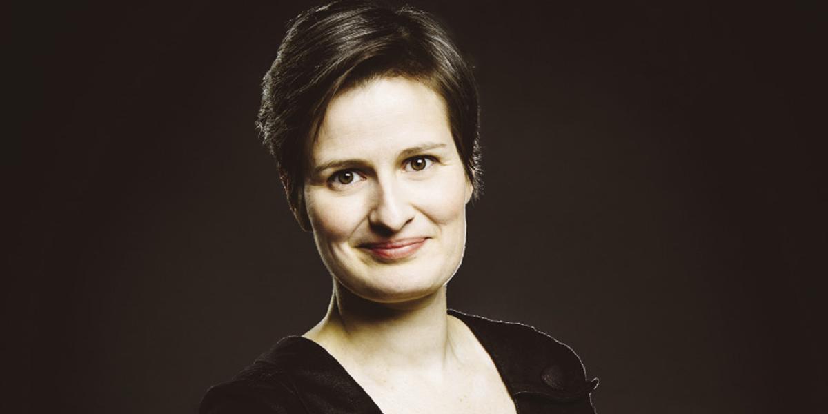 Anne-Marie OLIVIER, directrice artistique du Théâtre du Trident. Photo Hélène Bouffard et Stéphane Bourgeois