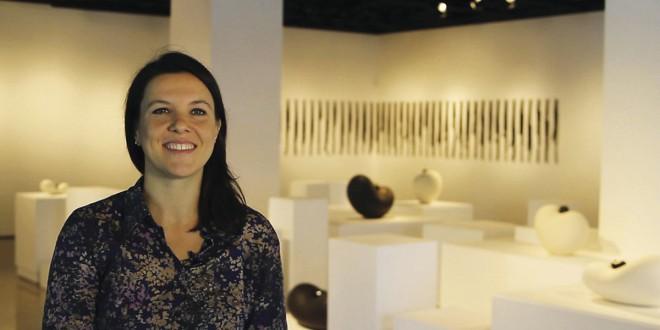Amélie Marois, directrice générale du Centre MATERIA. Photo Geneviève ALLARD