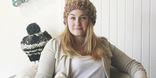 Sophie Coté, propriétaire de la boutique Softi. Photo Camille BRETON SKAGEN