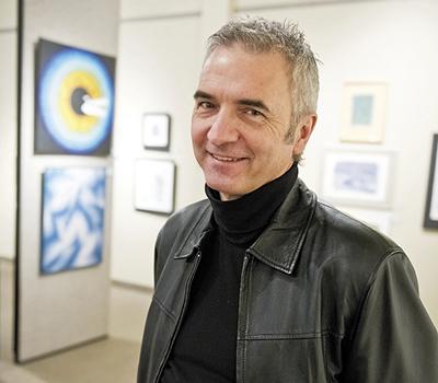 Martin BOUCHARD. Photo Jean-François Gravel