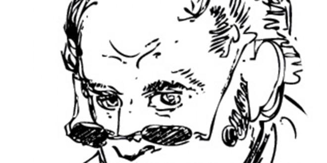 Autoportrait Rodolphe Töpffer