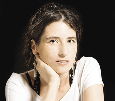 Geneviève Allard. Photo Jean-François Gravel