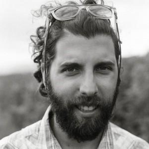 """David B. Ricard, réalisateur de """"Surfer sur la grâce""""."""