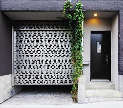 Résidence 195, rue Crémazie, par Anne Vallières Photo Léa Castonguay