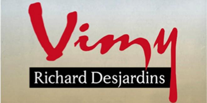 Vimy de Richard Desjardins