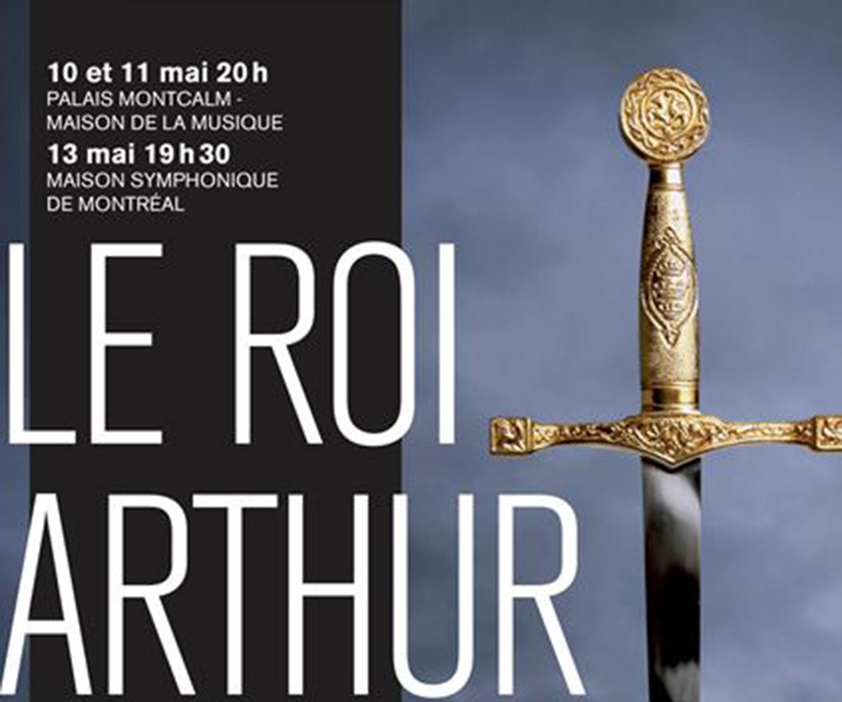 Les Violons du Roy - Le roi         Arthur