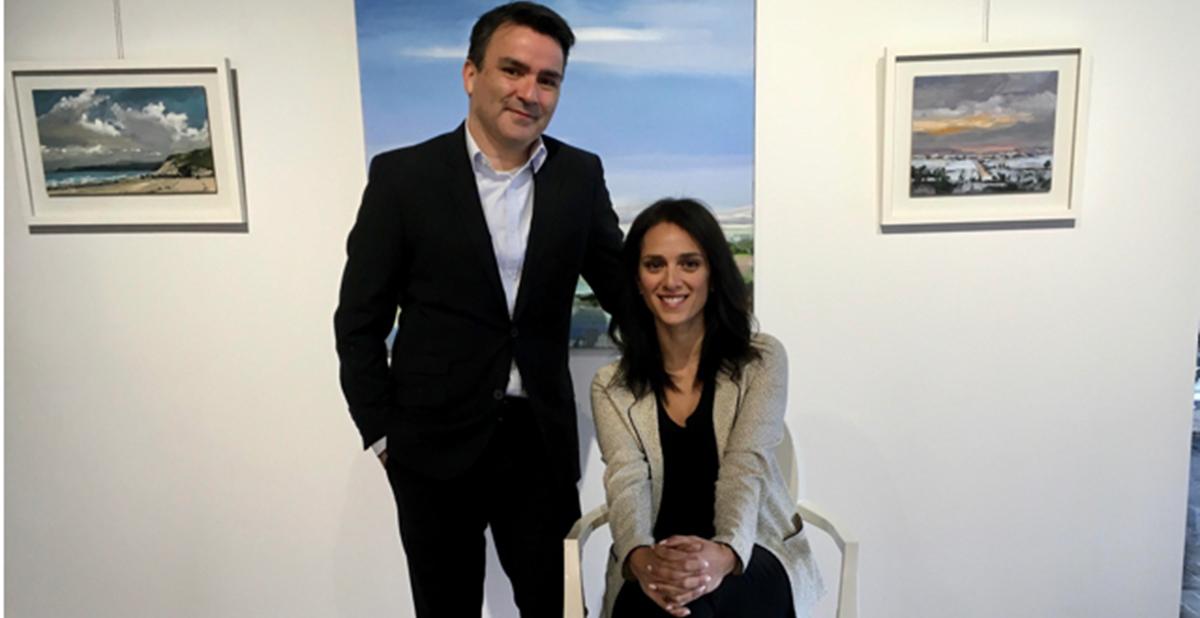 Andres Duran et Sarah Mashaal
