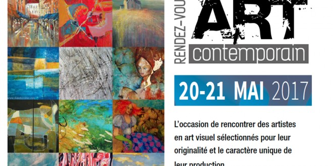 Rendez-vous de l'art contemporain 2017