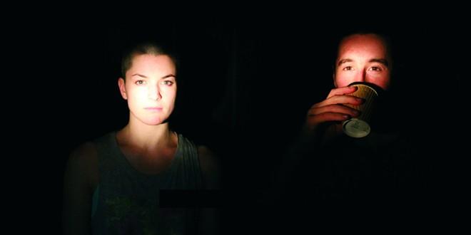 Geneviève Robitaille et Étienne Lambert, du collectif de danse Dans ta face/In your face. Photo Geneviève Robitaille.