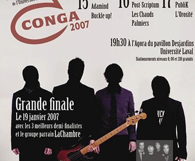 Photos © CONGA 2007 - www.conga.org
