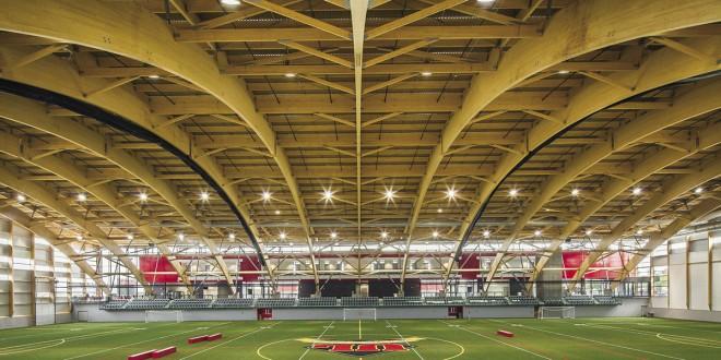 Stade Telus Photo Stéphane Groleau