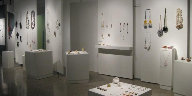 Première partie de l'exposition Le Labo. Crédits photo : Materia