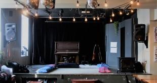 La salle du Tam Tam attend les artistes lundi prochain. Photo de  Rosalie Lemire.